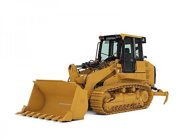 履带巷道挖掘式装载机