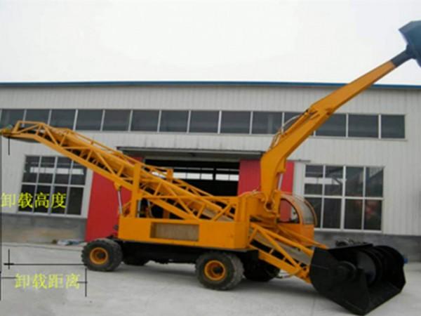 JHYRB-600卸车堆高机